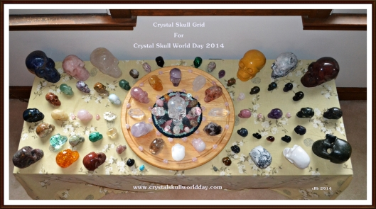 Crystal World Day 2014 Grid