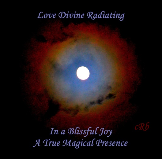 Love Divine Radiating