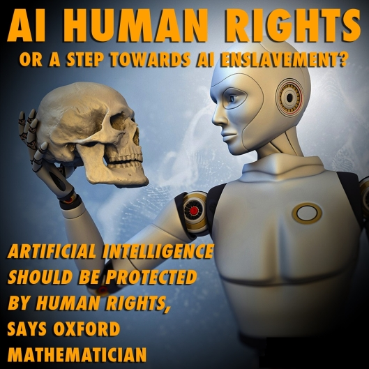 AI Human Rights or a Step Towards AI Enslavement