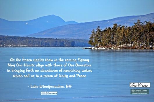 Lake Winnipesaukee Blessing.JPG