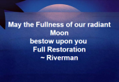 Full Moon Restoration