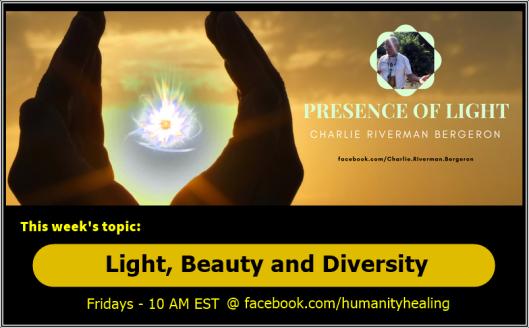 Light, Beauty and Diversity