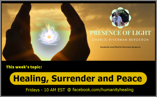 Healing Surrender and Peace