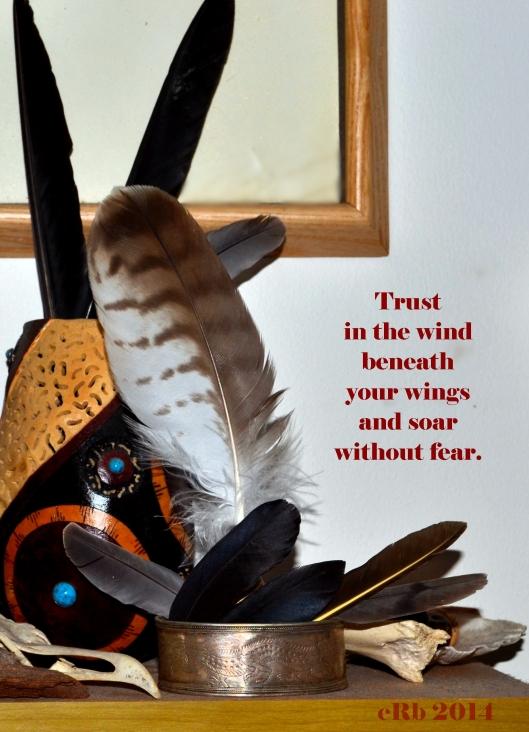 Trust in the wind