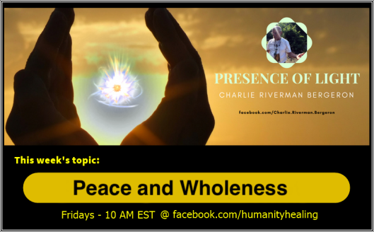 Peace and Wholeness