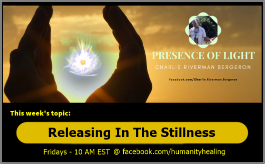 Releasing in the Stillness