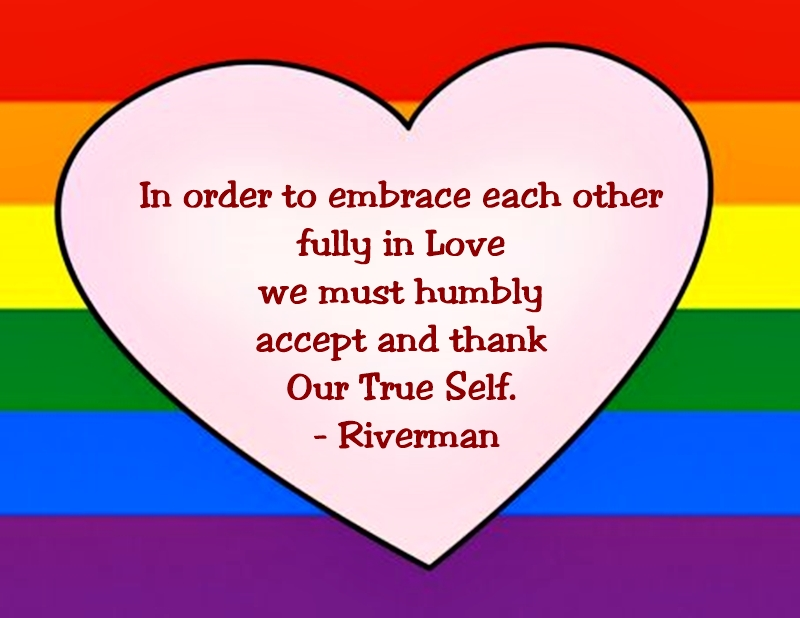 Fully Embrace Each Other
