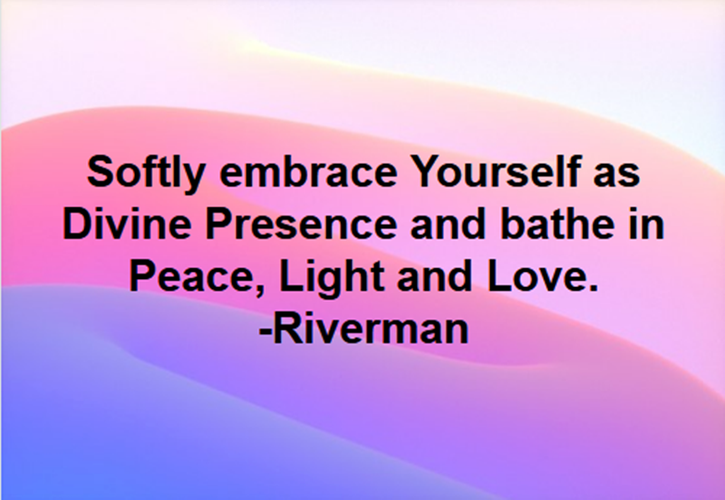 Softly Embrace Yourself