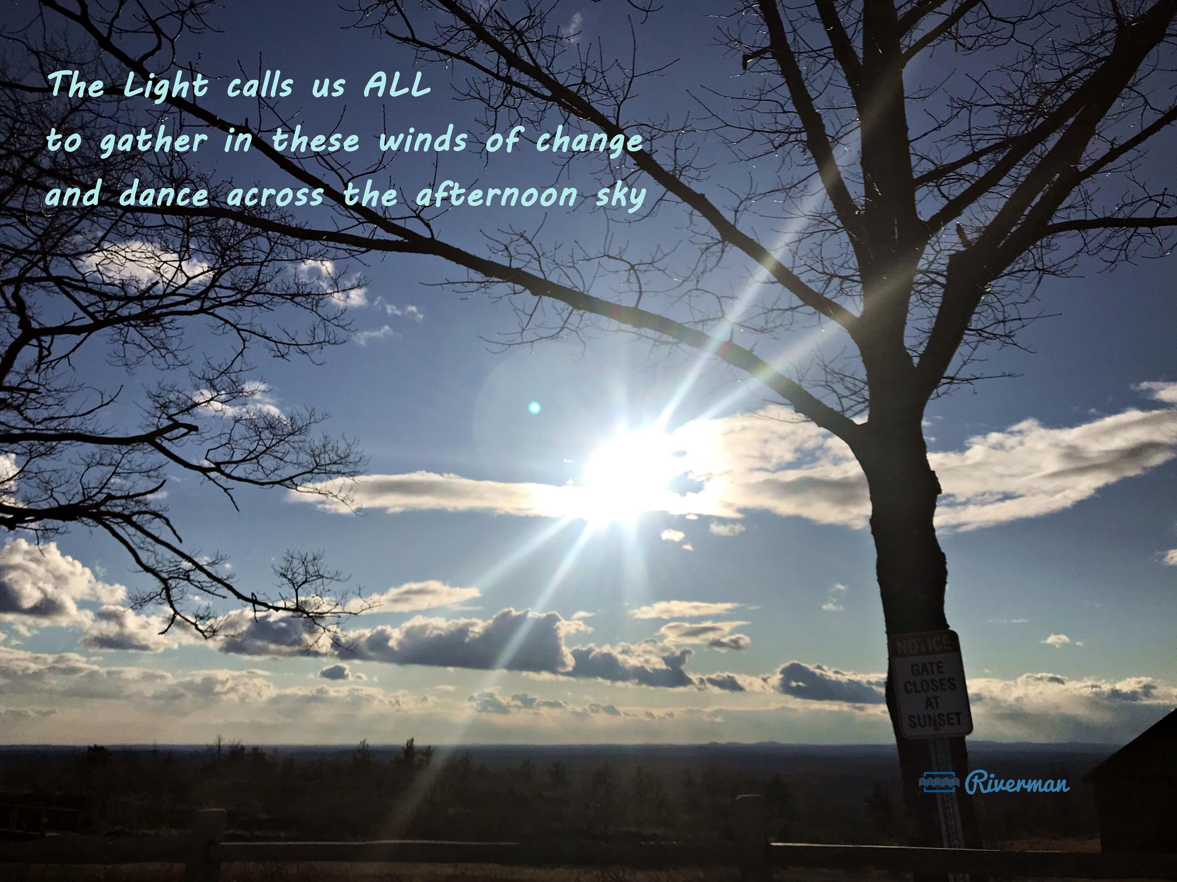 Light Calls Us All