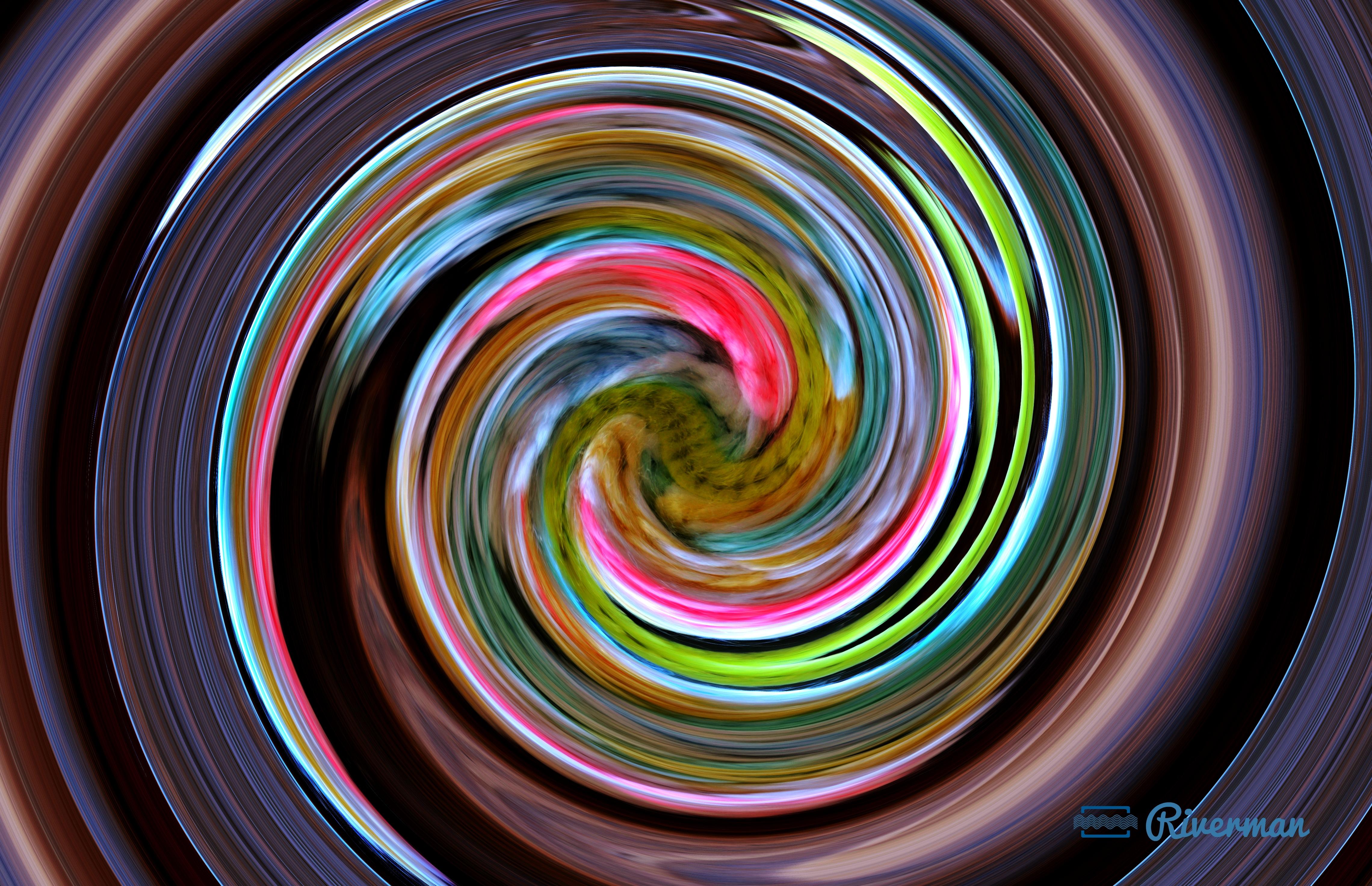 Annie Butterfly Spiral