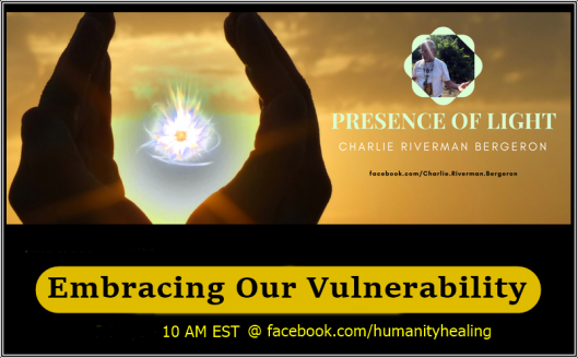 Embracing Our Vulnerability