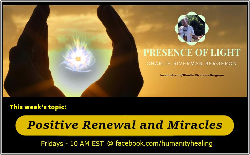 Positive Renewal and Miracles