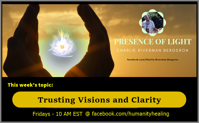 Trusting Visions and Clarity