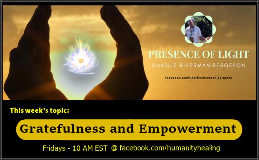 Gratefulness And Empowerment